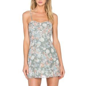 BCBG Generation Floral Mini Dress